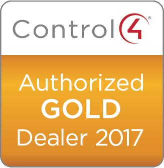 Control4 Gold Dealer