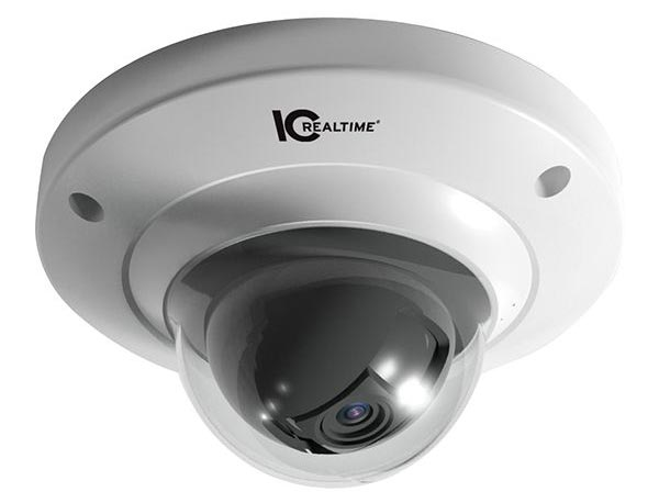 IC Realtime dome CCTV camera