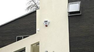 London property developer alarm