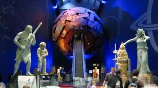 Earth Galleries NHM