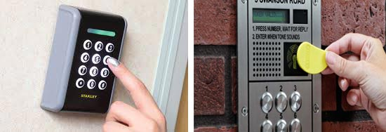 Access control PAC