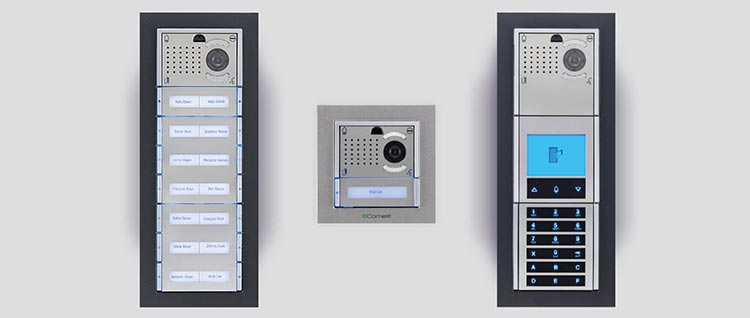 Audio Video Door Entry Cai Vision Smart Home Automation London