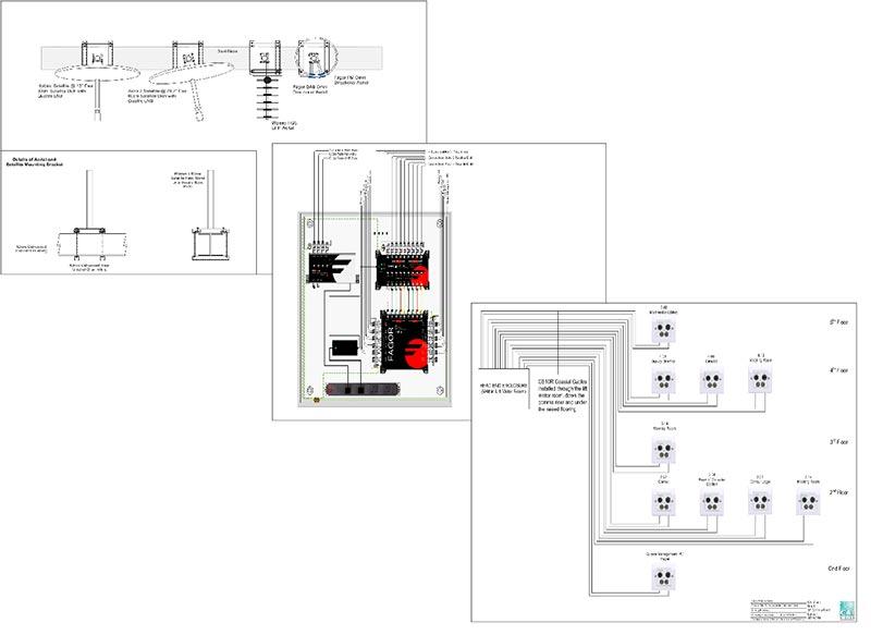 Embassy schematic