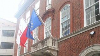 Polish embassy, London