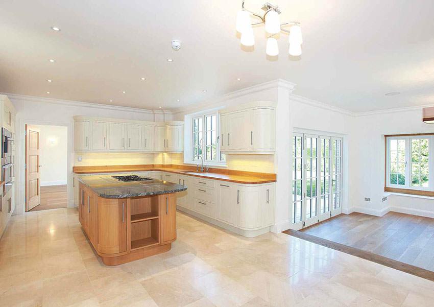 Smart home kitchen