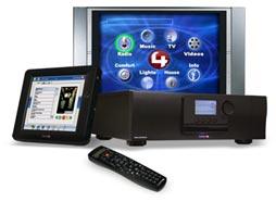 Control4 Multi-Room Audio System