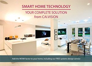 CAI Vision Smart Home Technology brochure ( range)