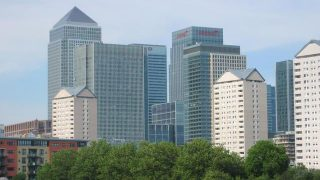 Barkentine Estate, Canary Wharf