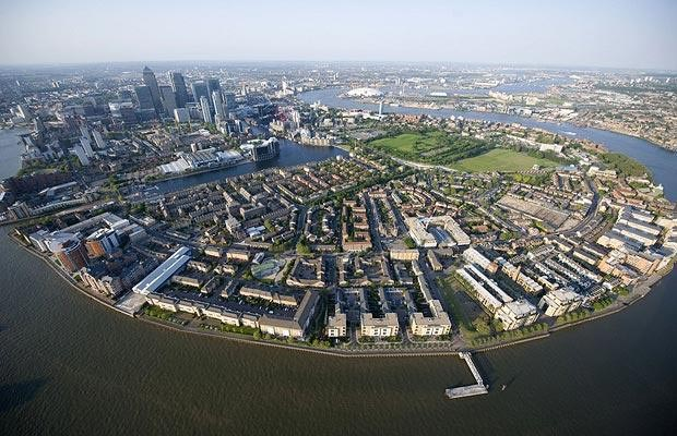 Docklands, multiple dwelling IRS